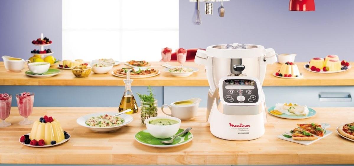 blog webdistrib le companion de moulinex le robot de cuisine qui sait tout faire. Black Bedroom Furniture Sets. Home Design Ideas